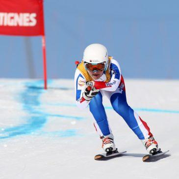 Coupe du Monde ski alpin IPC de Tignes