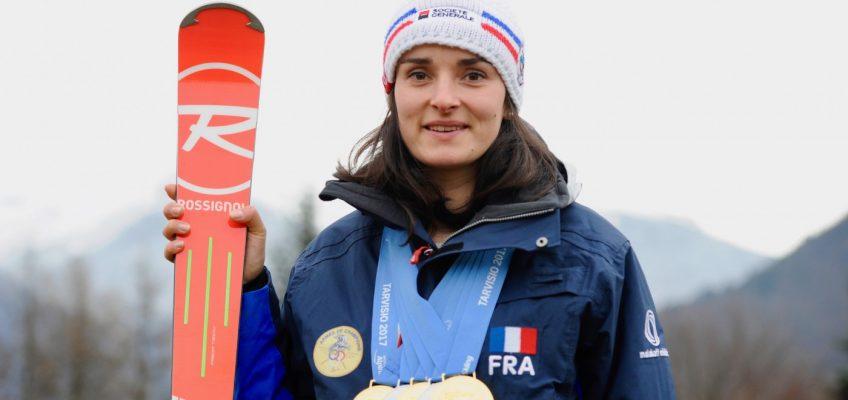 CHAMPIONNATS DE FRANCE (25 – 28 MARS) : LES SAISIES FETENT LES CHAMPIONS