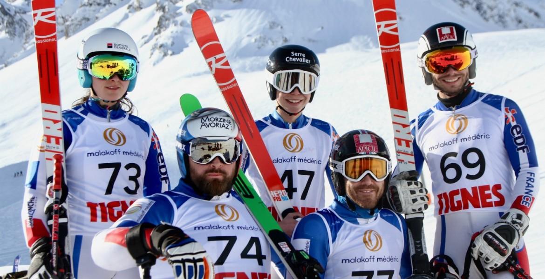 La Coupe du Monde de Tignes annulée, les alpins les yeux tournés vers la Corée