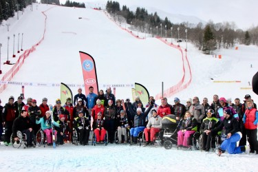 Championnats de France super-G
