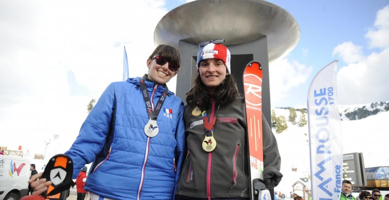 Championnats de France de Chamrousse – Slalom et biathlon sprint