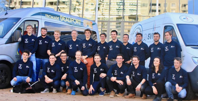 Présentation des équipes de France ski et snowbord handisport 2019