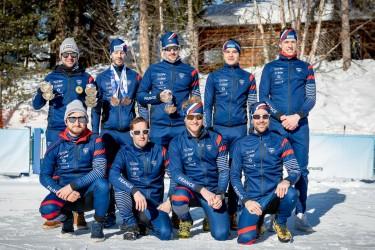 Mondiaux Nordiques - Team France