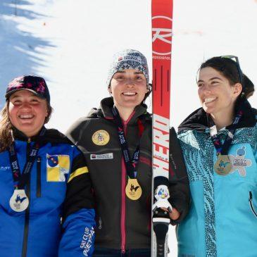 Championnats de France alpins : le quadruplé pour Bochet et Bidault