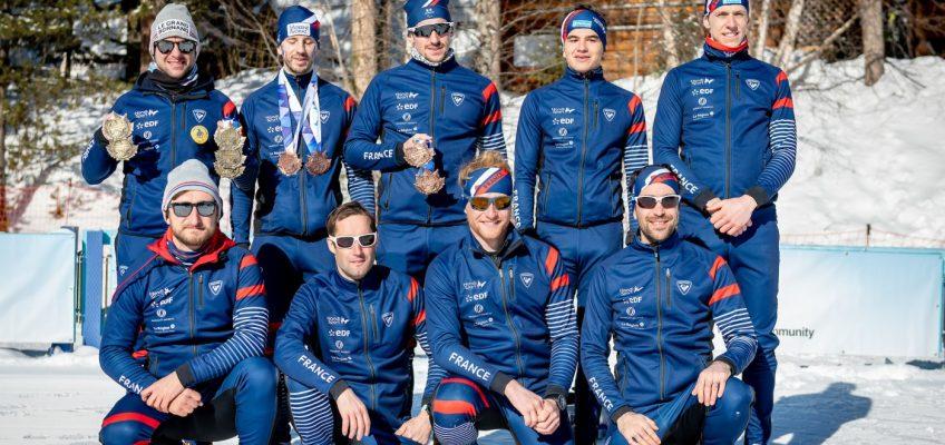 Participez à un stage de ski nordique unique à l'occasion des JOJ 2020 !