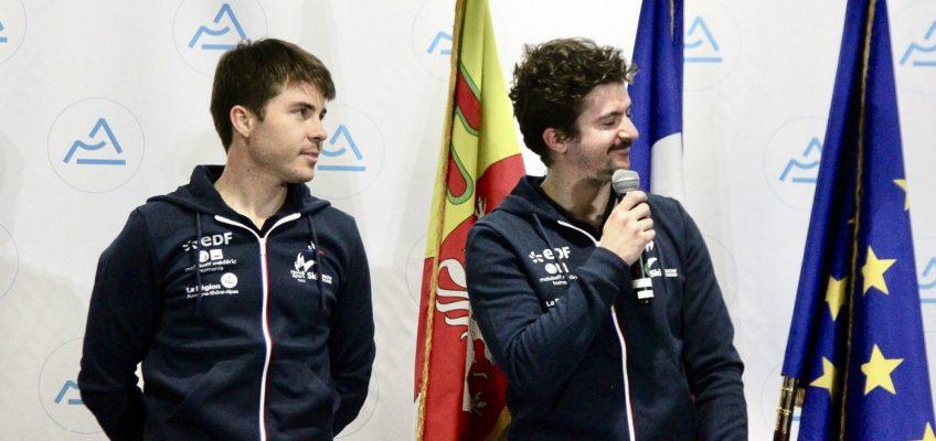 Découvrez les portraits de la délégation française des 19e Deaflympics d'hiver