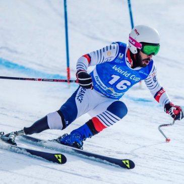 Championnat de France de Ski alpin à Peisey-Vallandry