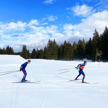 Équipe de France de ski nordique:  une avancée à tâtons